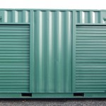 Many storage options (2)